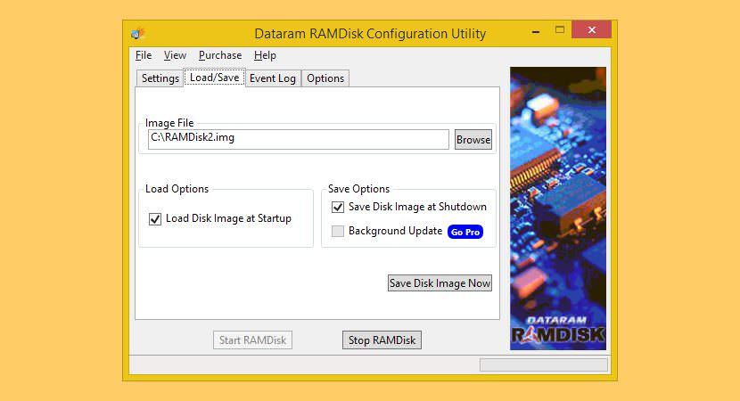 dataram ramdisk RAMDisk vs SSD - Ten Times Faster Read and Write Speed