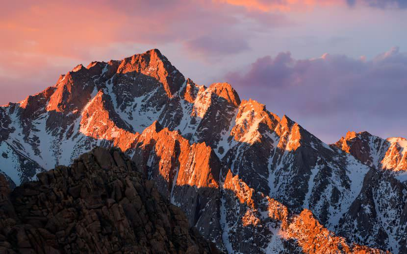 sierra wallpaper for mac HD desktop pro 4K download
