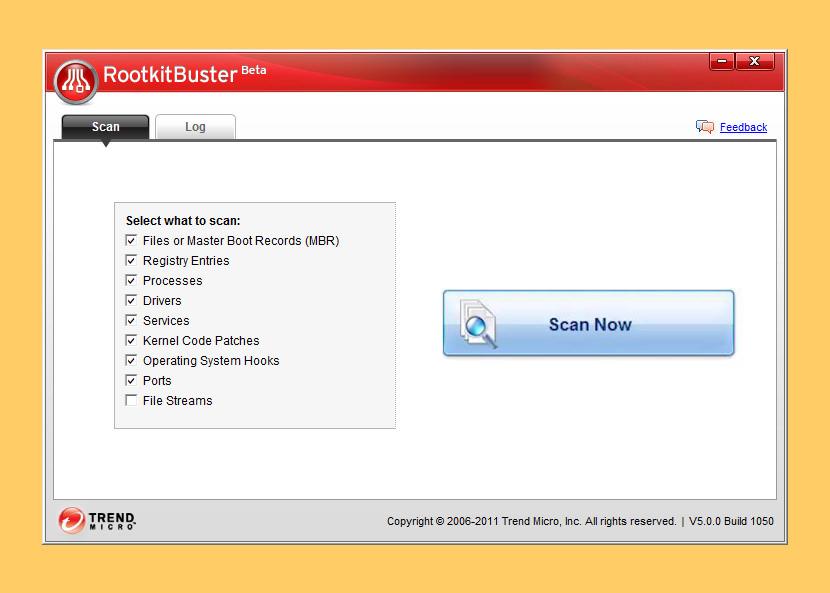trendmicro rootkit buster Free Rootkit, Trojan Horse, Virus And Spyware Remover