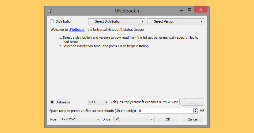 unetbootin Free Tool To Create Bootable Windows 7 And 10 On A USB Drive
