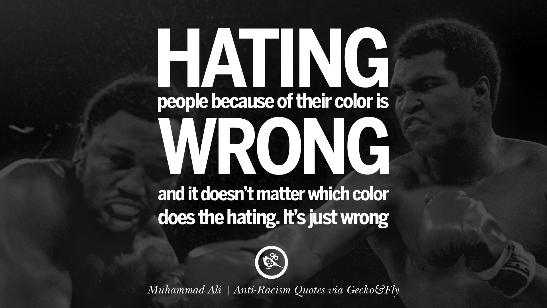 Discrimination Quotes Simple 16 Quotes About Anti Racism And Against Racial Discrimination