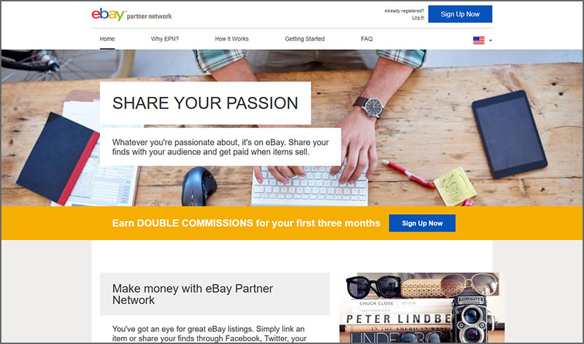 ebay partners Best Internet Affiliate Marketing Programs - Make Money Online