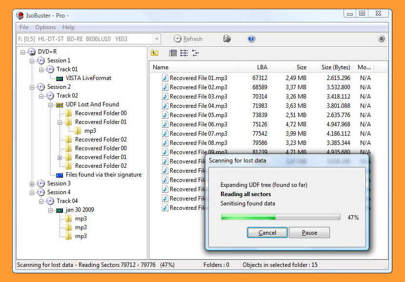 best raw hard drive recovery software