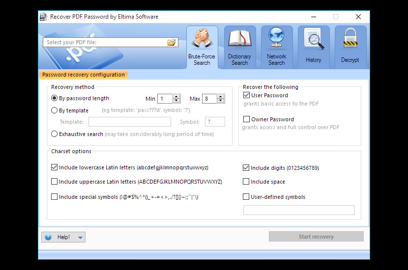 12 Free PDF Password Recovery - Remove Protected & Unlock