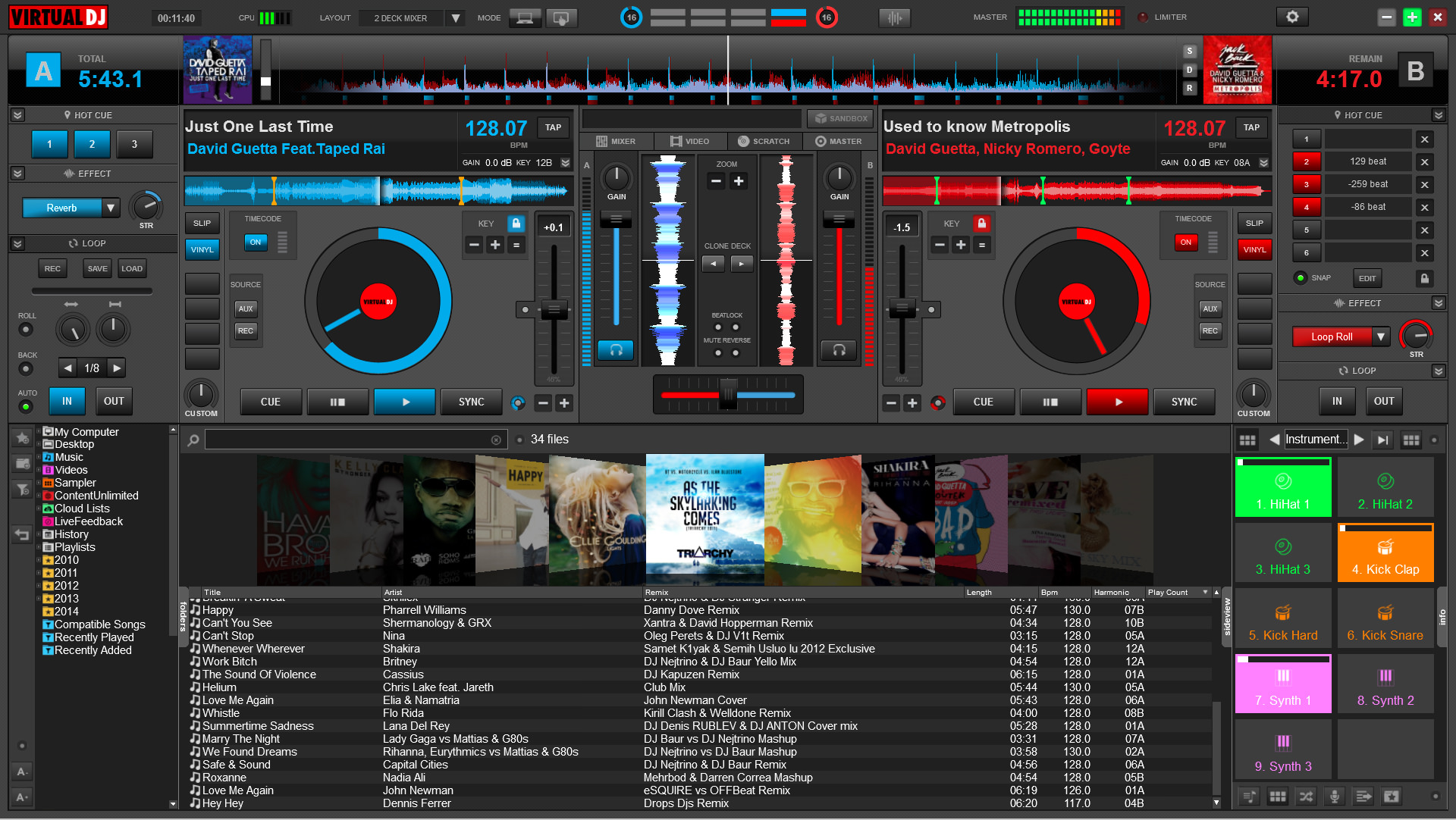 4 Free Virtual Dj Software With Realtime Audio Synthesizer