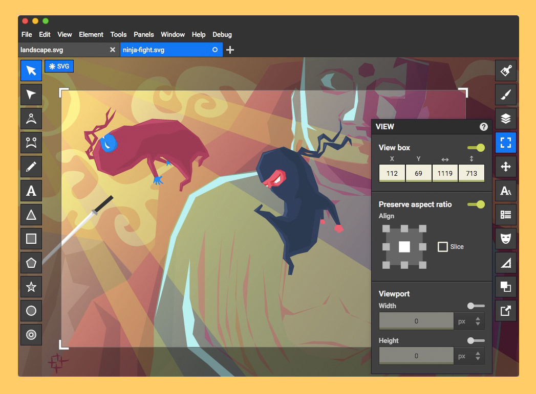 5 free adobe illustrator cc alternatives and vector Online vector editor