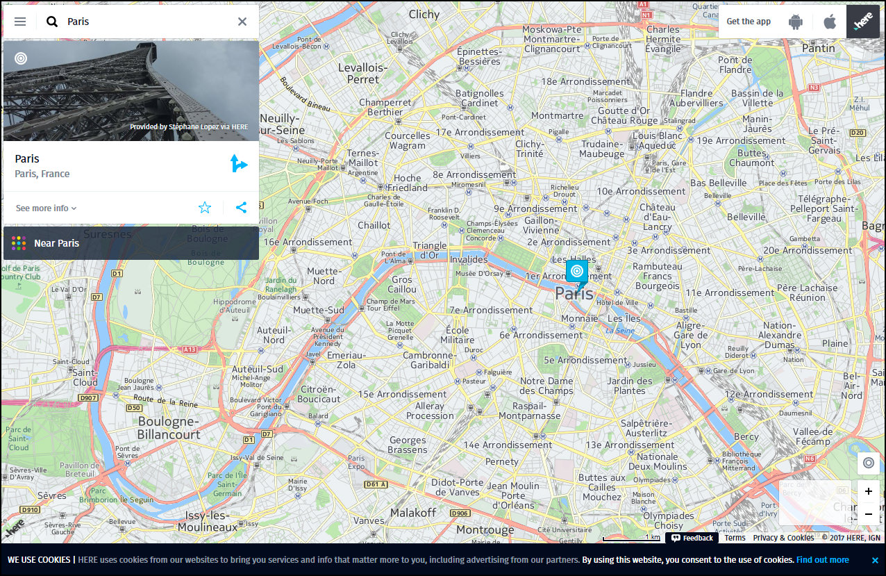 12 Google Maps Alternatives - Online Mapping Programs With ... on