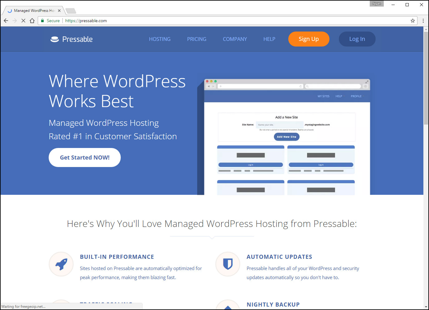 WooCommerce Web  Faster WooCommerce Hosting