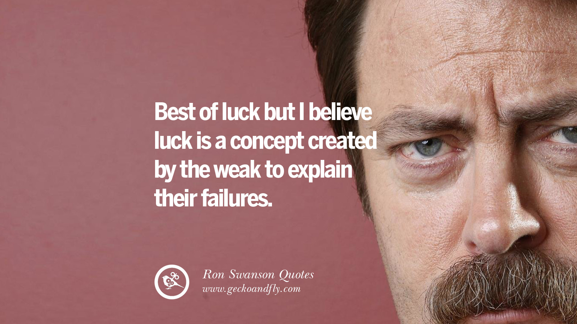 14 Funny Ron Swanson Quotes And Meme On Life