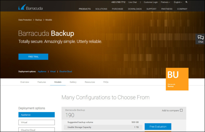 Cloud Networks Backup