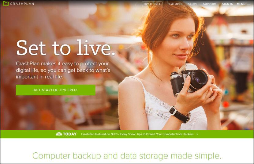 Secure Online Data Backup