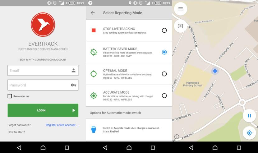 Fleet GPS Tracker