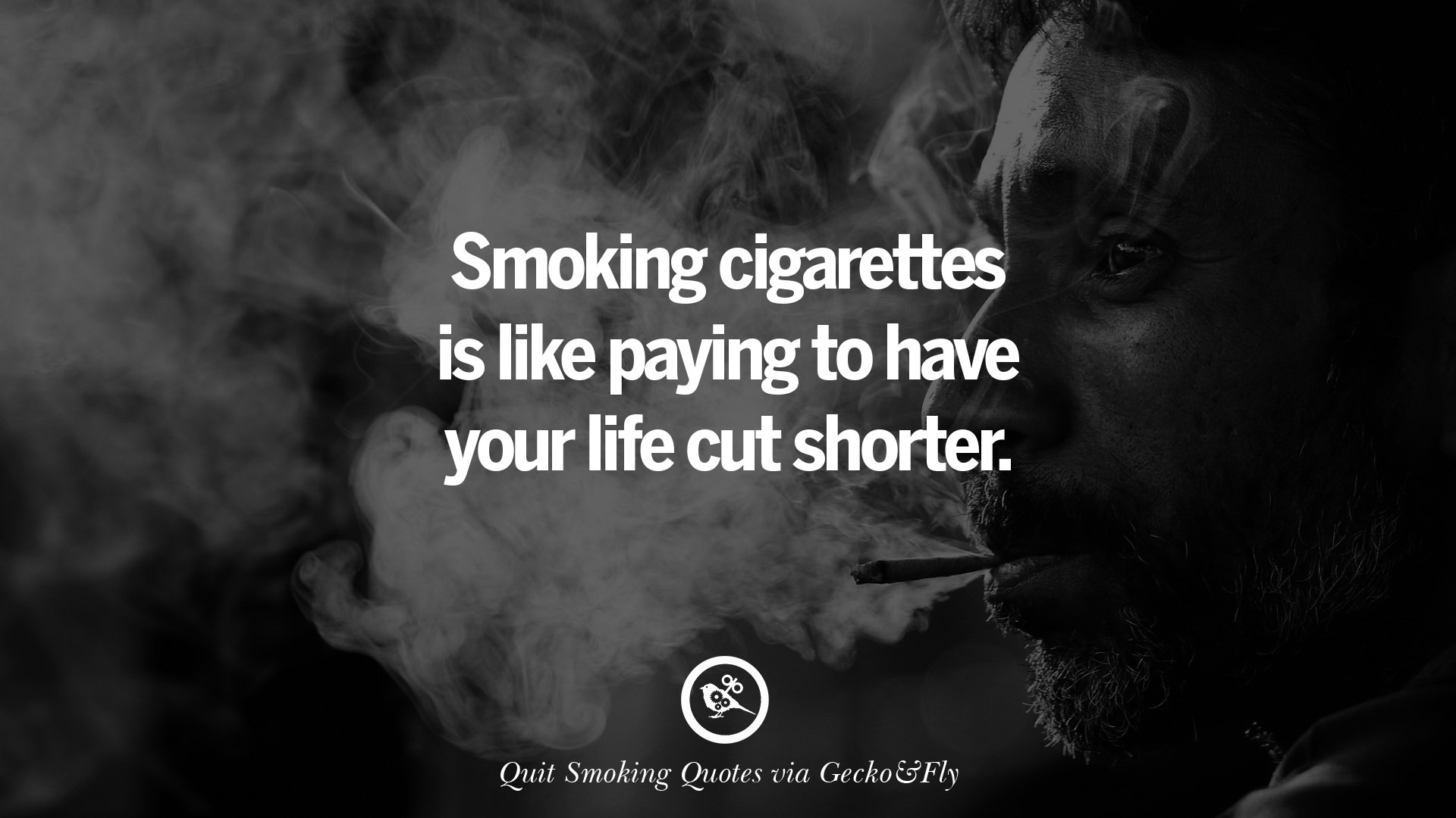 Smoking Quotes 20 Motivational Slogans To Help You Quit Smoking And Stop Lungs .
