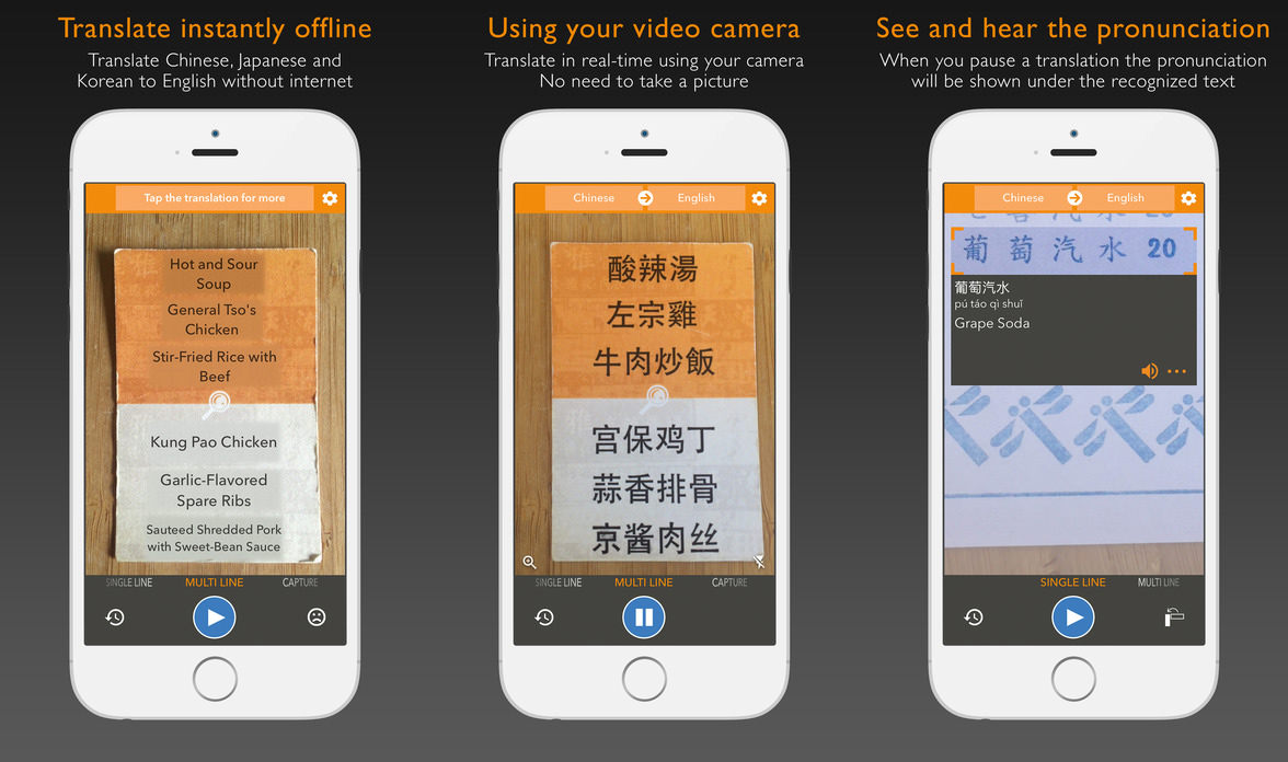 4 Best Free Apps With Live Camera Translate, Offline Text And Voice