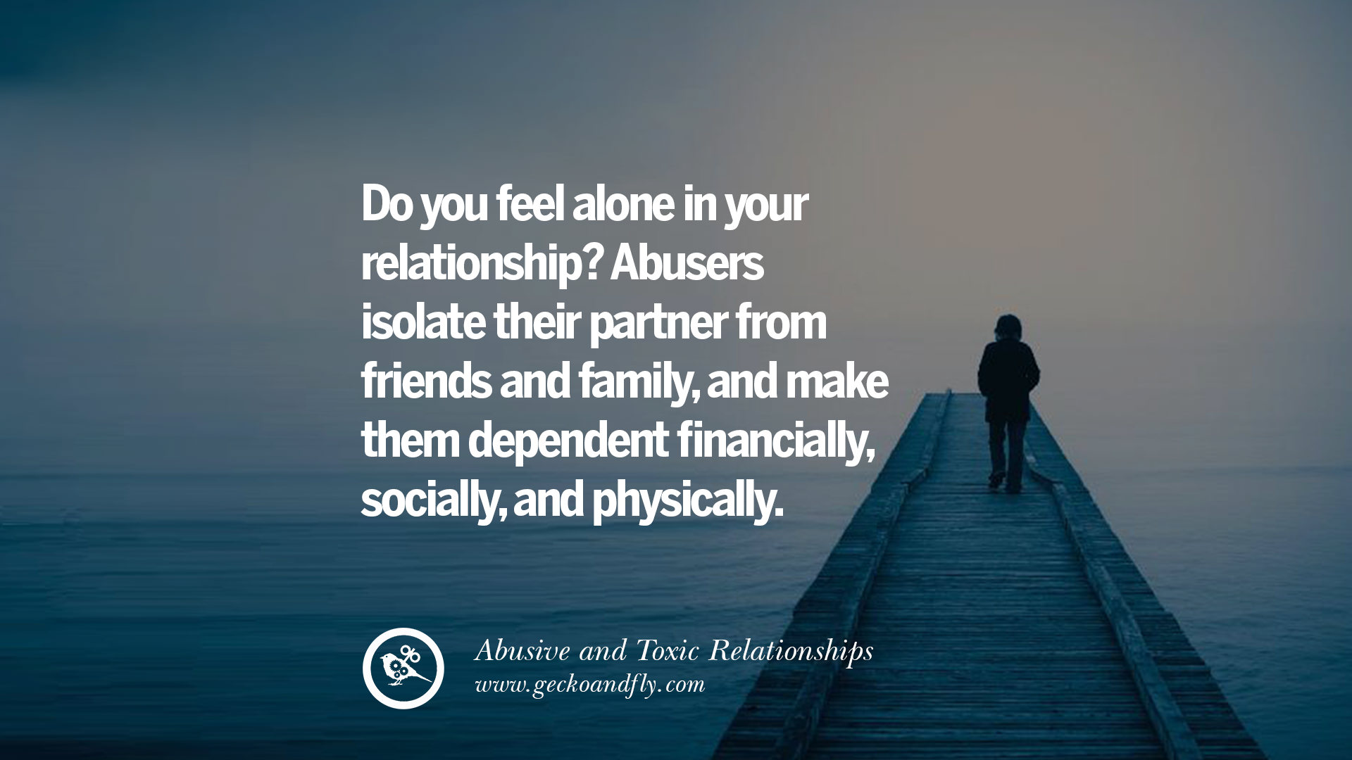 30 Quotes On Leaving An Abusive Toxic Relationships And Be ...
