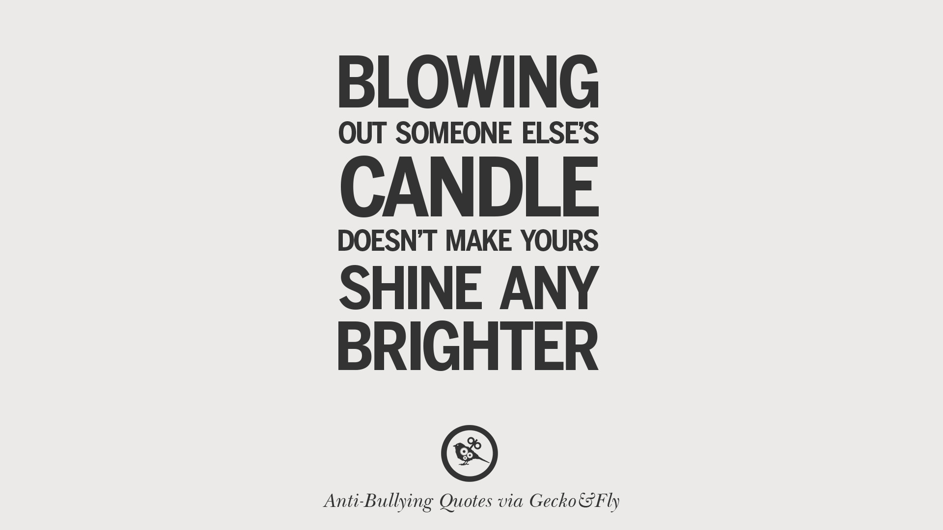 Anti Bullying Quotes Fascinating 12 Quotes On Anti Cyber Bulling And Social Bullying Effects