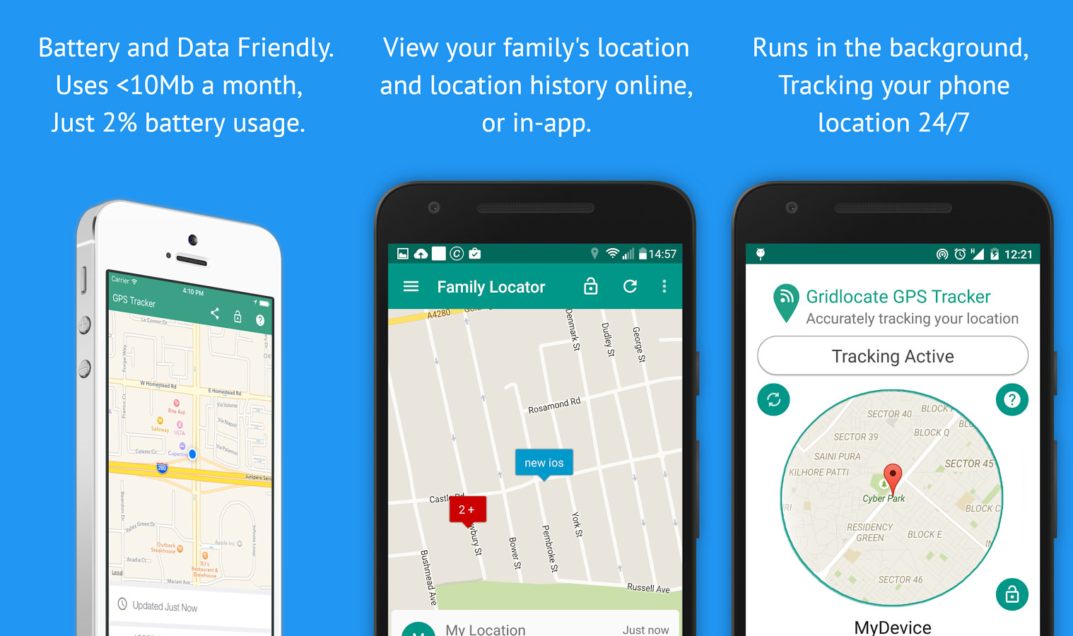 Location History - Apps on Google Play