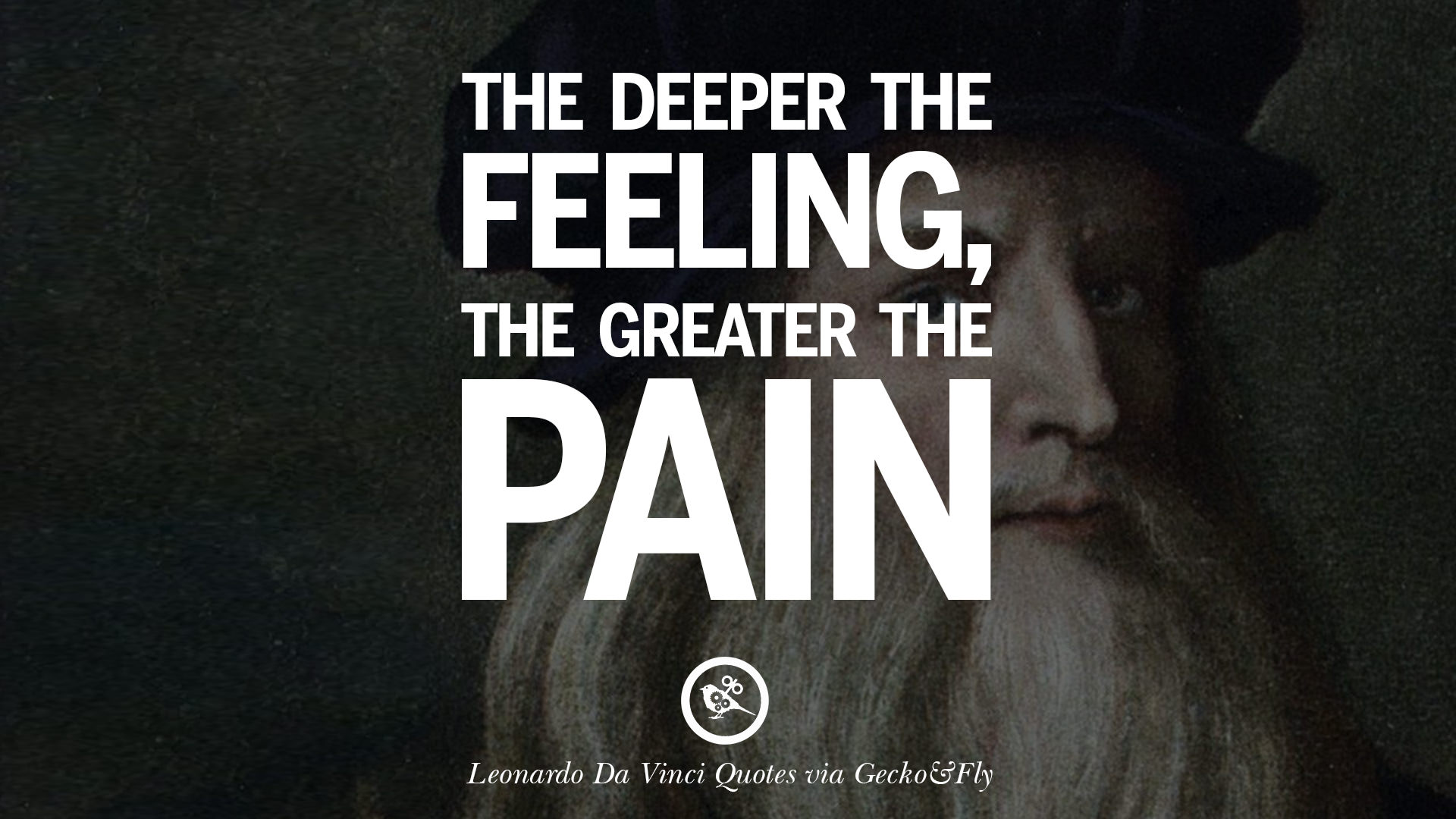 16 Greatest Leonardo Da Vinci Quotes On Love, Simplicity ...