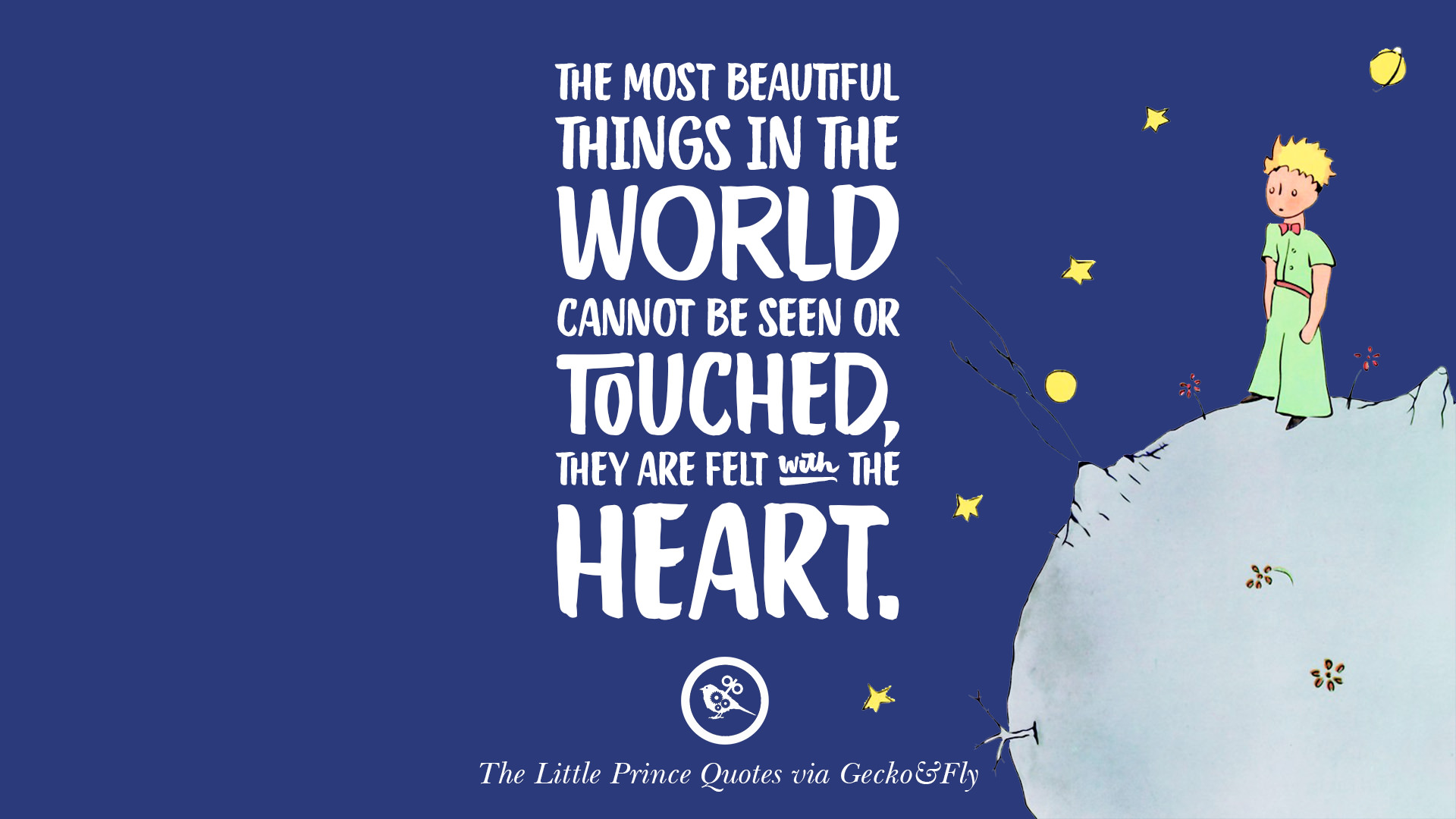 12 Quotes By The Little Prince On Life Lesson, True Love -8446