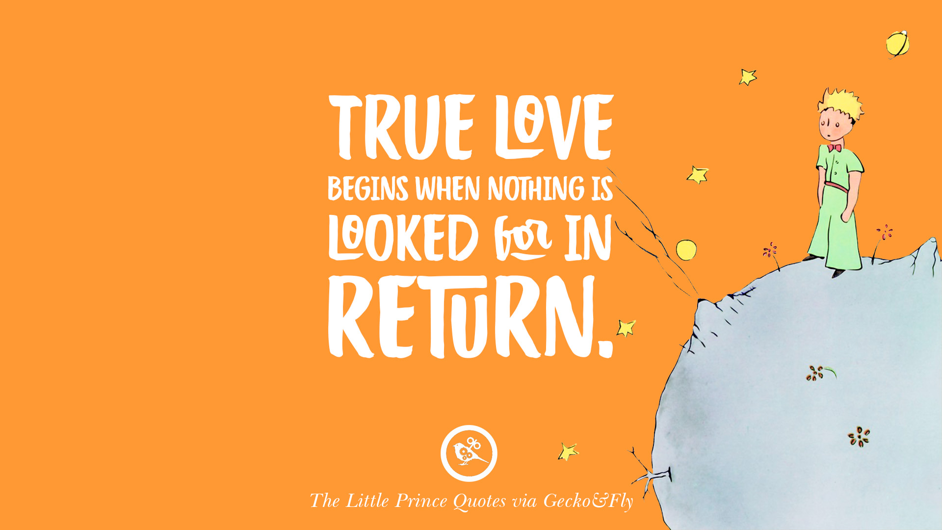True Love Quotes: 12 Quotes By The Little Prince On Life Lesson, True Love
