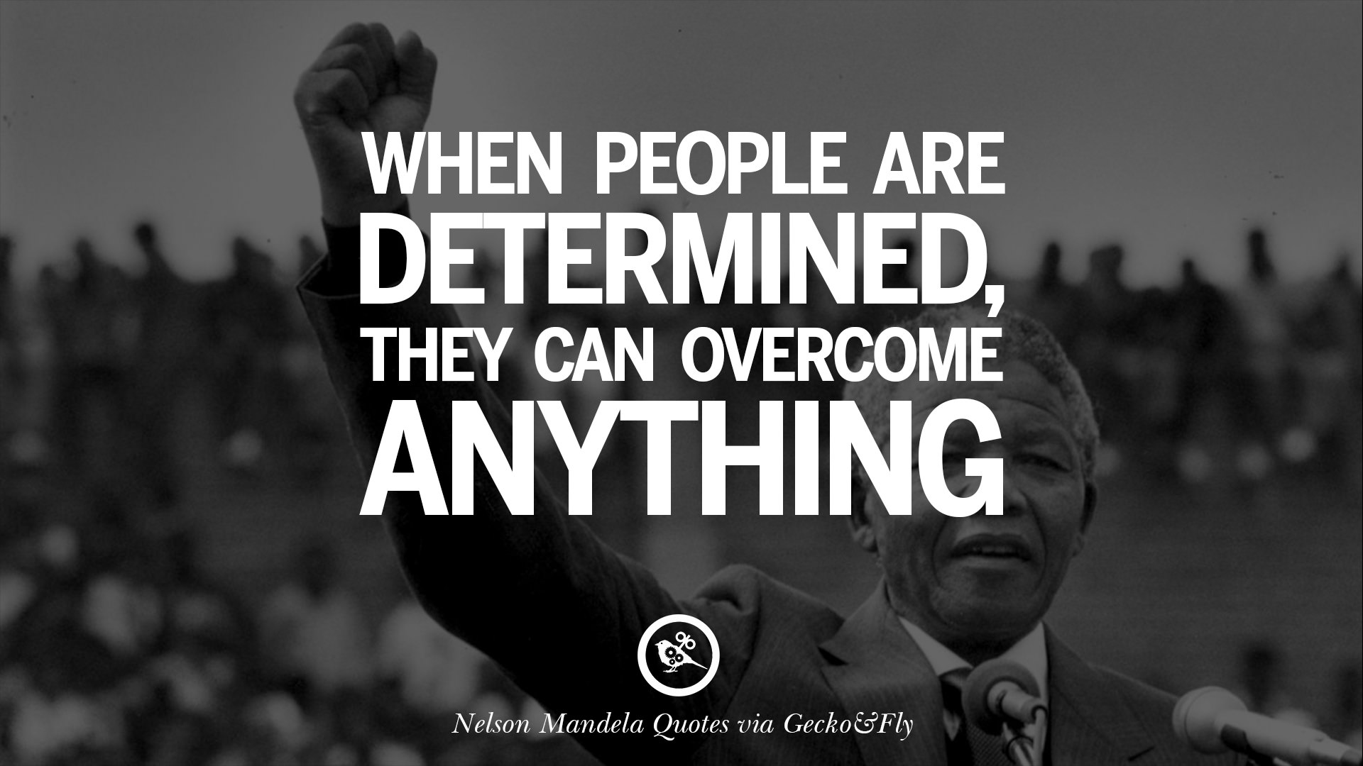 Image of: Freedom Nelson Mandela Quotes On Freedom When People Are Determined They Can Overcome Anything Pinterest 12 Nelson Mandela Quotes On Freedom Perseverance And Racism