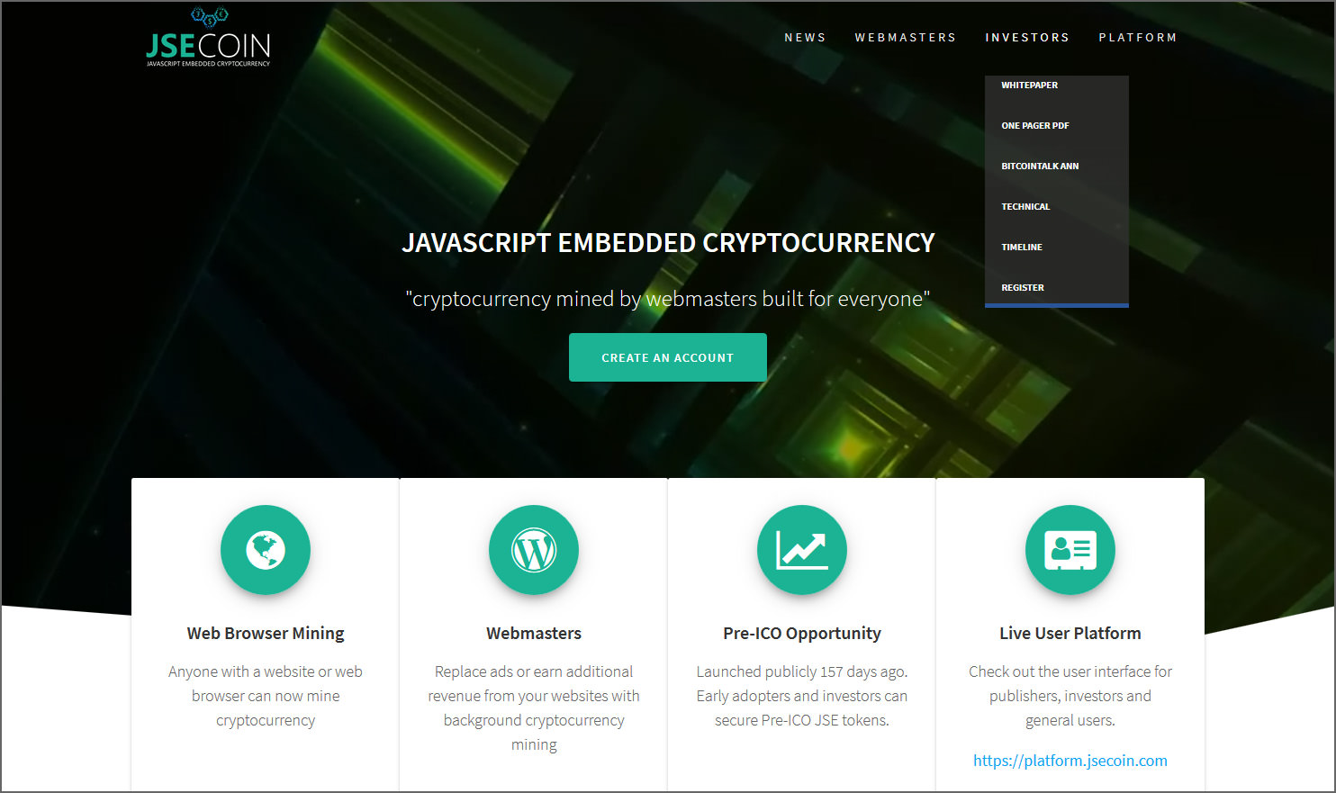 5 CryptoCurrency Mining JavaScripts - Mine BitCoin With