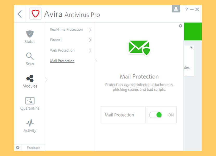 Avira Free Security Suite