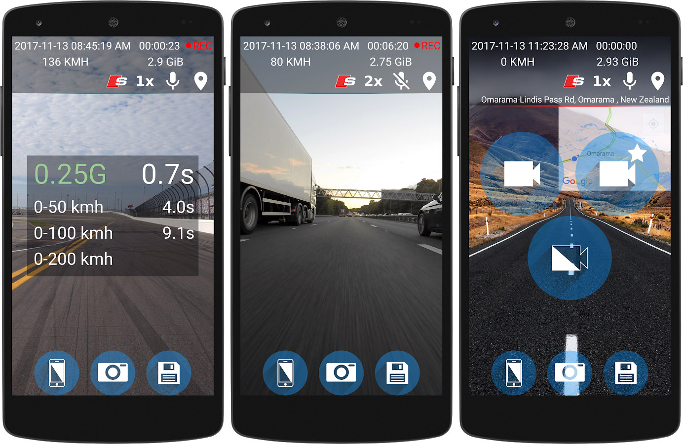 6 Best Dash Cam Apps For Android Smartphone [ Pros & Cons ]