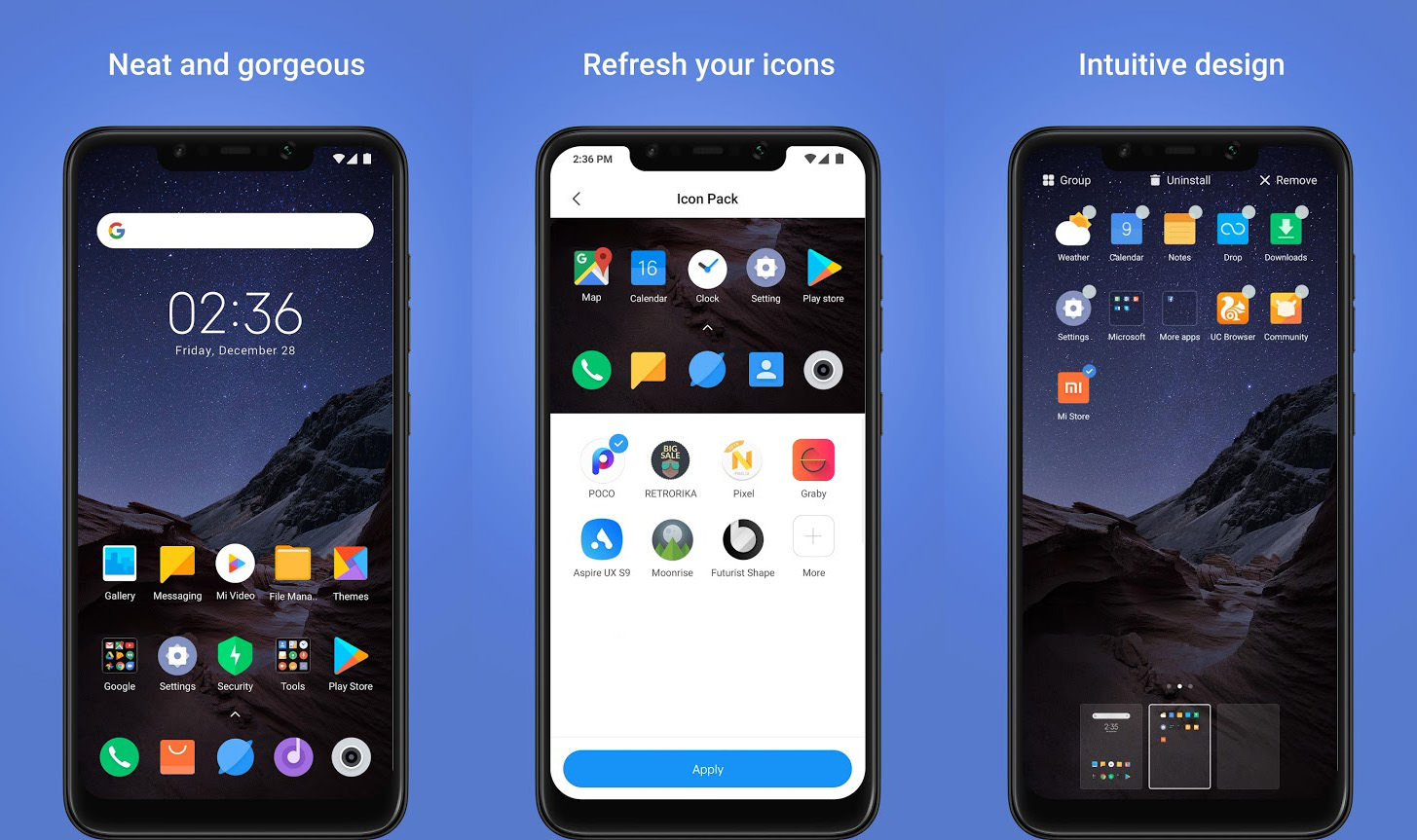 13 Free Fastest Android Launchers That are Light, Simple And