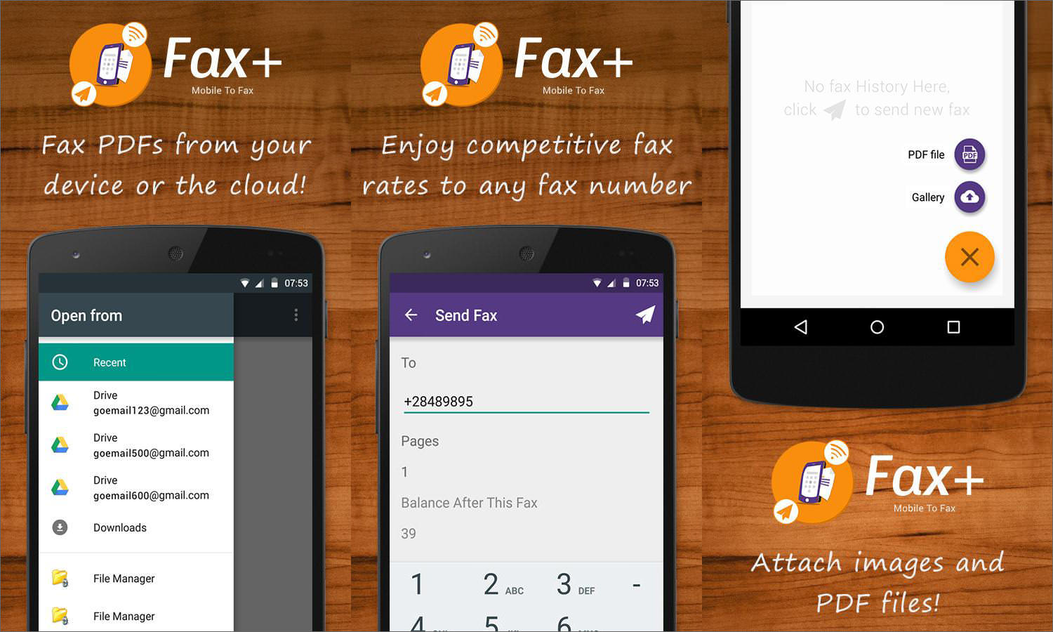 11 Best Mobile Fax Apps Send Receive Faxes Via Ios And Android Smartphones