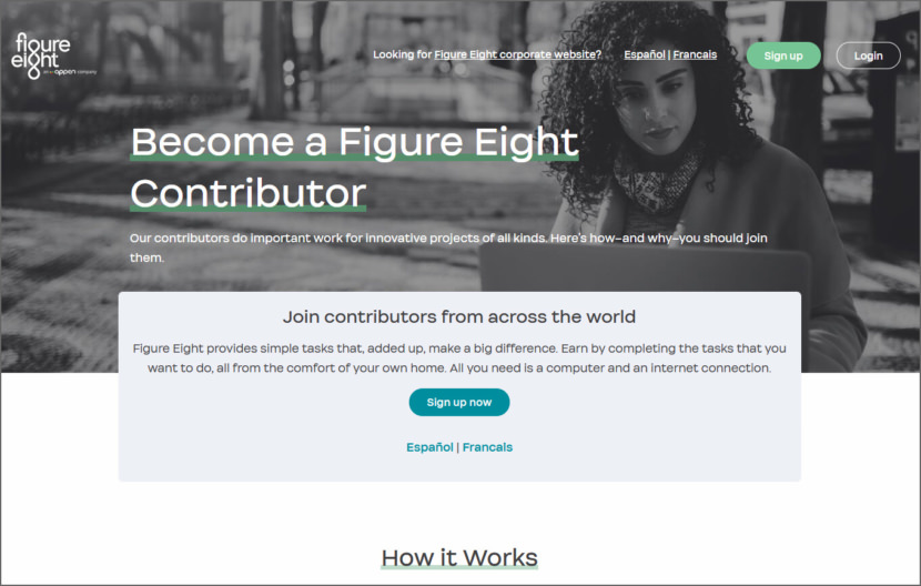 Figure Eight Micro Task Jobs Sites - Get Paid To Do Short Tasks Online