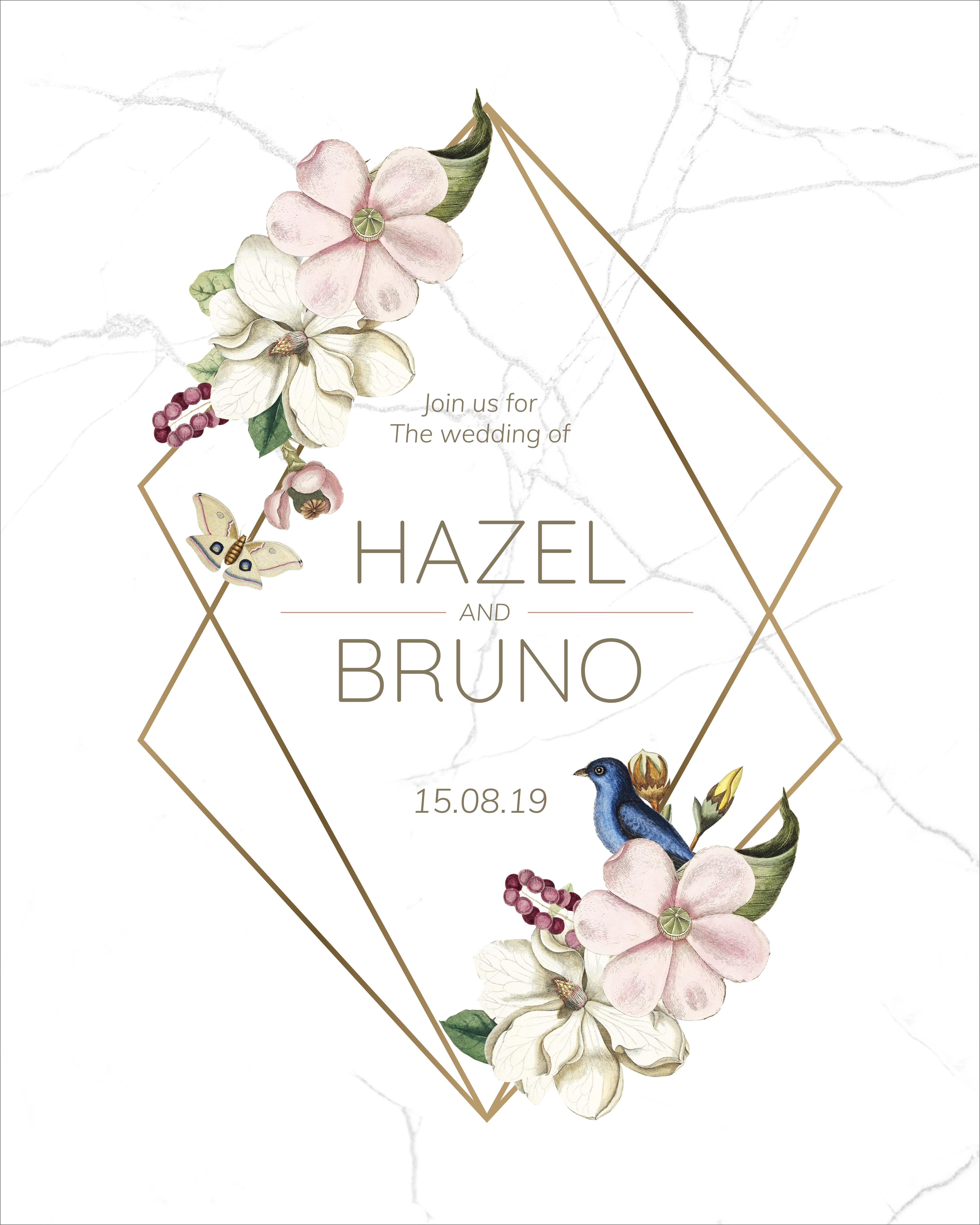 30 Free Wedding Invitation Template Cards Printable And Editable Psd